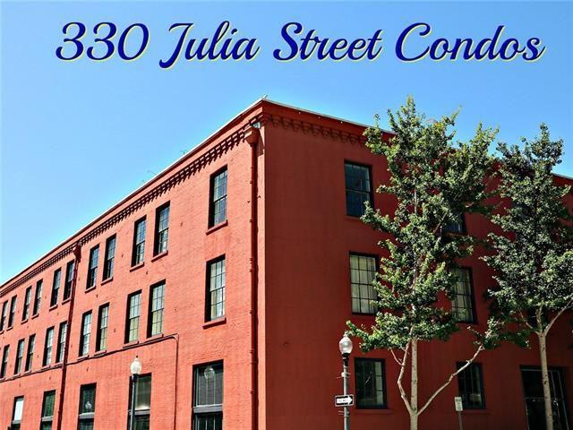 330 Julia Street Ph10, New Orleans, LA - USA (photo 1)