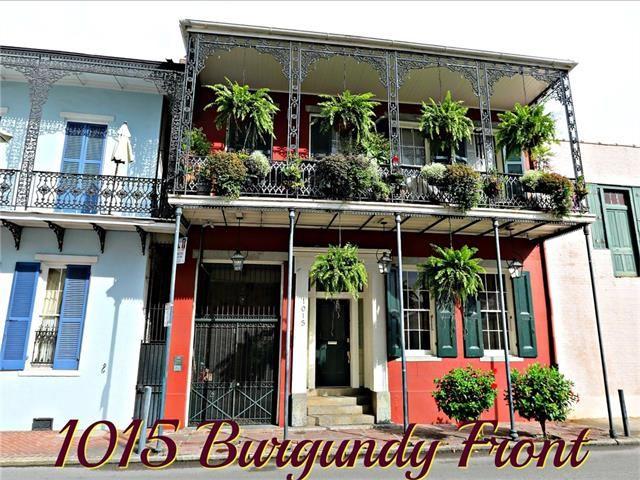 1015 Burgundy Street 6, New Orleans, LA - USA (photo 1)