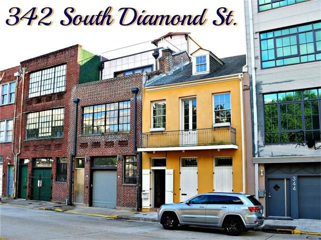 342 S Diamond Street B, New Orleans, LA - USA (photo 1)