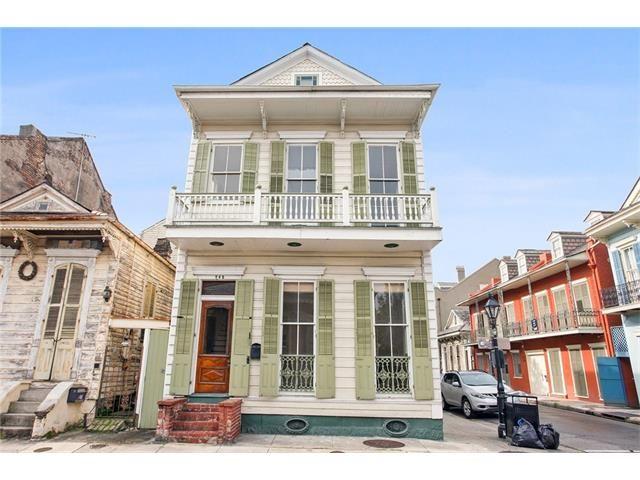 742 Barracks Street, New Orleans, LA - USA (photo 1)
