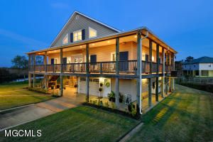 4166 Old Lazy River Road, Bay St. Louis, MS - USA (photo 1)