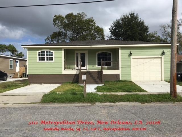 5111 Metropolitan Drive, New Orleans, LA - USA (photo 1)