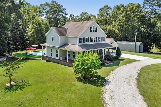 178 Old Ness Plantation Road, Carriere, MS - USA (photo 3)