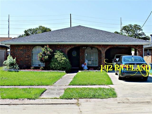 1412 Richland Ave, Metairie, LA - USA (photo 1)