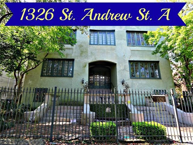 1326 St Andrew Street A, New Orleans, LA - USA (photo 1)