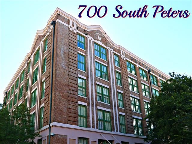 700 S Peters St 308, New Orleans, LA - USA (photo 1)