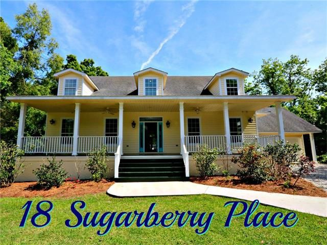 18 Sugarberry Pl, New Orleans, LA - USA (photo 1)