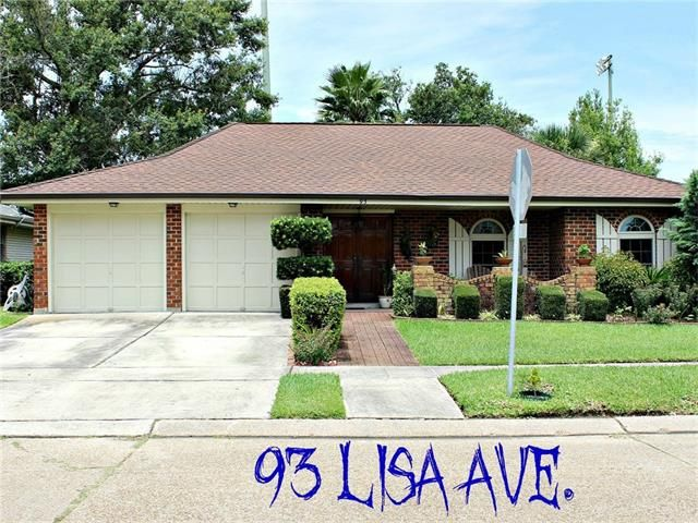93 Lisa Ave, Kenner, LA - USA (photo 1)