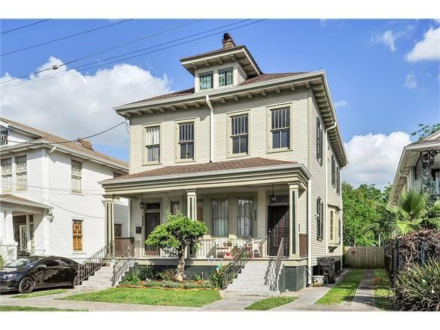 520 S Scott St, New Orleans, LA - USA (photo 1)