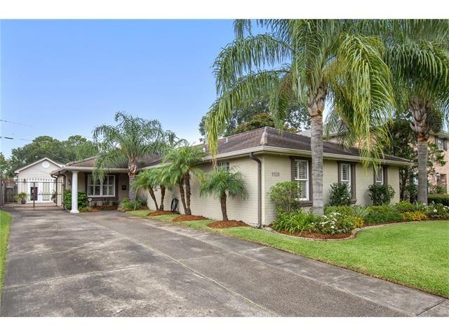 1128 Beverly Garden Dr, Metairie, LA - USA (photo 1)