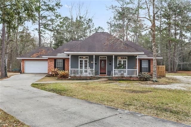 453 Parlange Drive, Pearl River, LA - USA (photo 1)