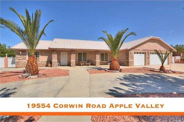 19554 Corwin Road, Apple Valley, CA - USA (photo 1)