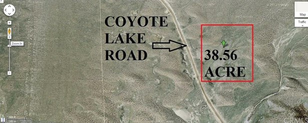 0 Coyote Lake Road, Newberry Springs, CA - USA (photo 2)