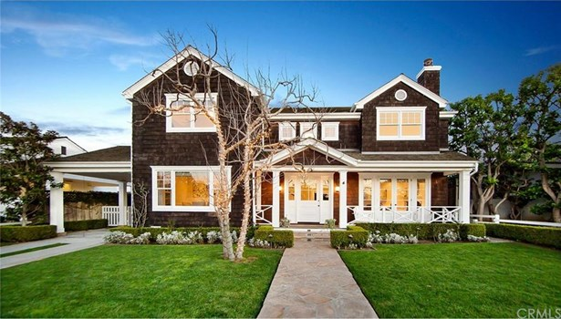 606 Kings Place, Newport Beach, CA - USA (photo 1)