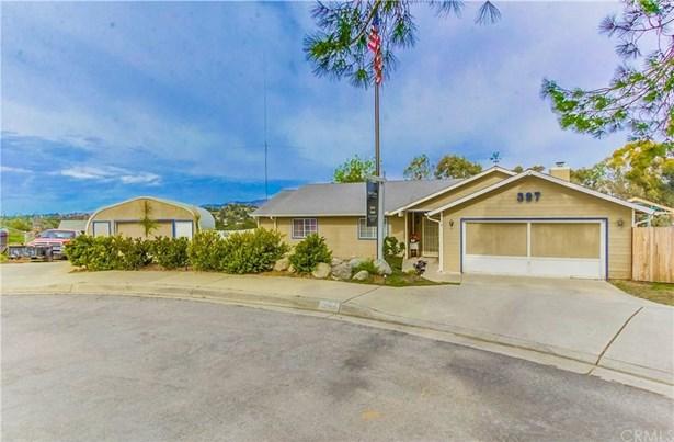 397 Mercedes Road, Fallbrook, CA - USA (photo 2)