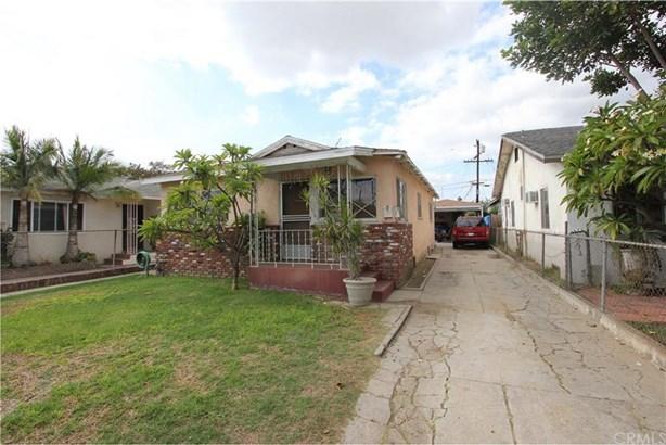 1319 S Ferris Avenue, East Los Angeles, CA - USA (photo 1)