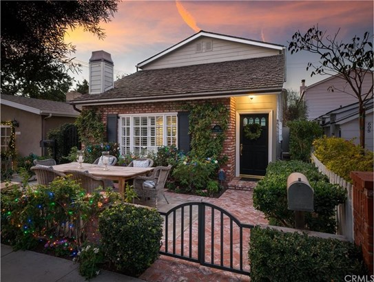 603 Carnation Avenue 1, Corona Del Mar, CA - USA (photo 1)