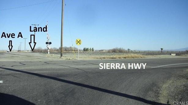 0 Vac Avenue A/vic Sierra, Lancaster, CA - USA (photo 2)