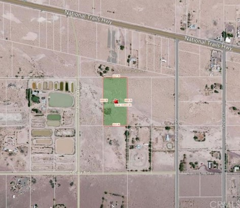 0 Between Madonna Rd And Poniente Drive, Newberry Springs, CA - USA (photo 1)