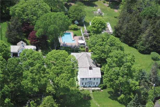 Single Family For Sale, Colonial,Antique - Redding, CT (photo 1)