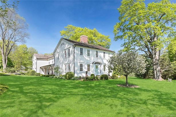 Single Family For Sale, Colonial,Antique - Redding, CT (photo 2)