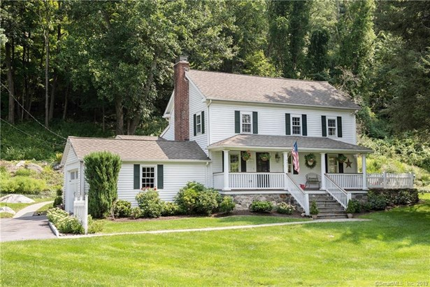 Single Family For Sale, Colonial,Antique - Ridgefield, CT