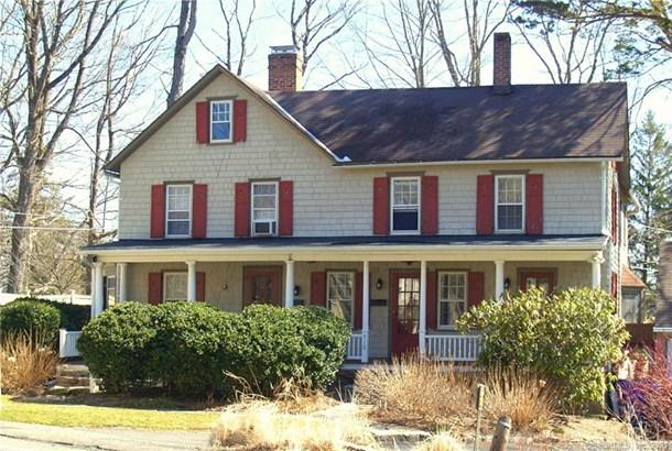 Colonial, Multi-family Rental - Ridgefield, CT