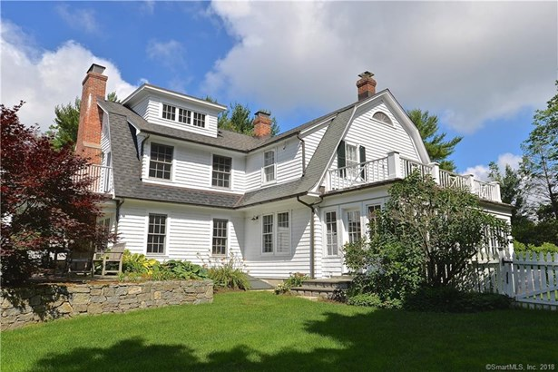 Single Family For Sale, Colonial - Ridgefield, CT (photo 2)