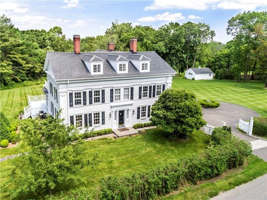 Single Family For Sale, Antique,Colonial - Redding, CT (photo 1)