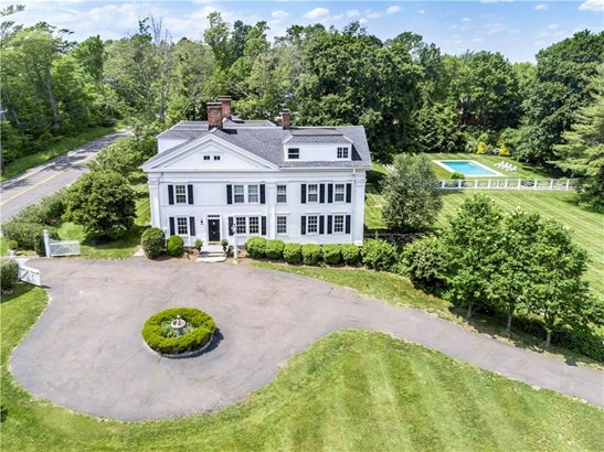 Single Family For Sale, Antique,Colonial - Redding, CT (photo 3)