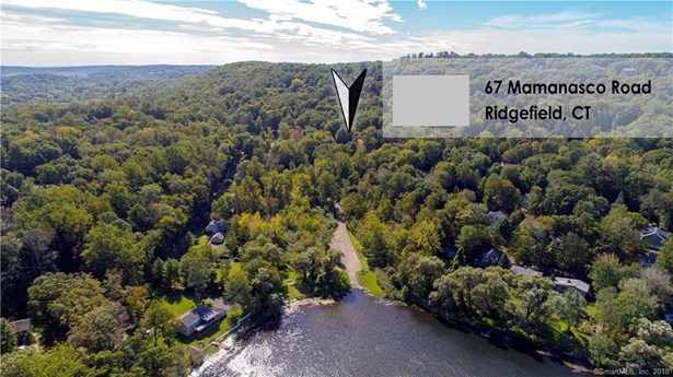 Single Family For Sale, Contemporary,Cottage - Ridgefield, CT (photo 1)