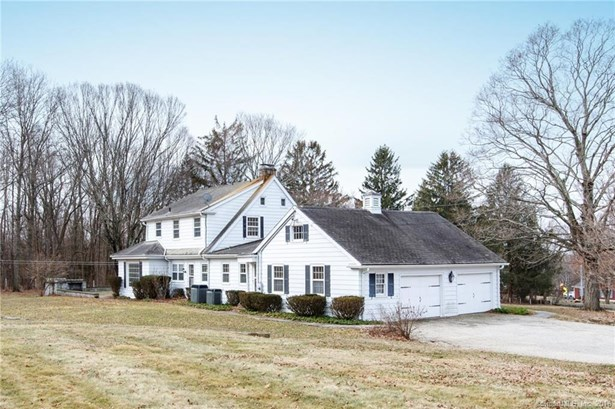 Single Family For Sale, Cape Cod - Bethany, CT (photo 1)