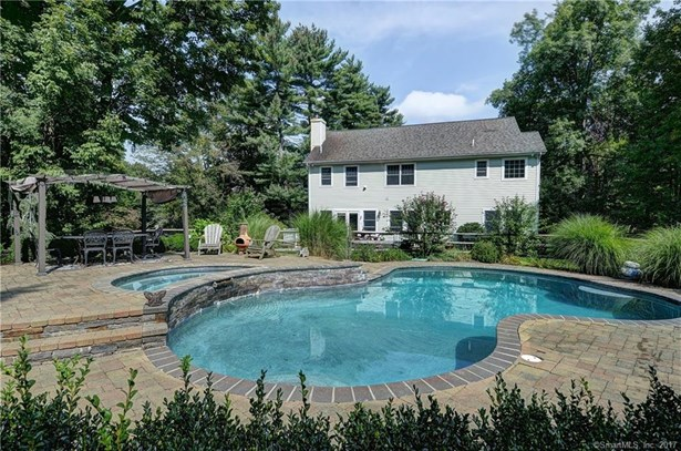 Single Family For Sale, Colonial - Redding, CT (photo 2)