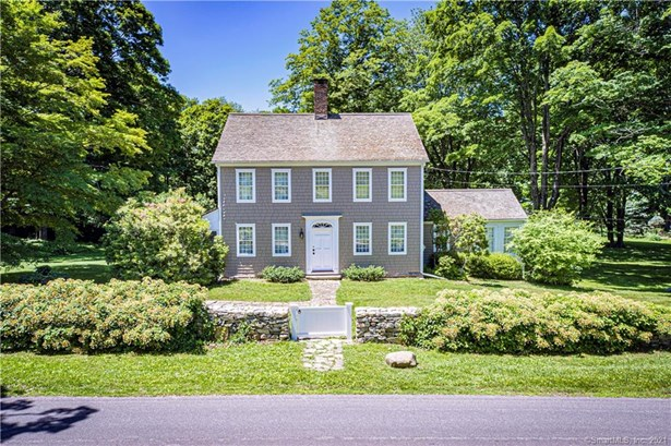 Single Family For Sale, Colonial,Antique - Redding, CT