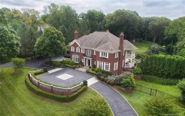 Single Family For Sale, Colonial,Georgian Colonial - Ridgefield, CT