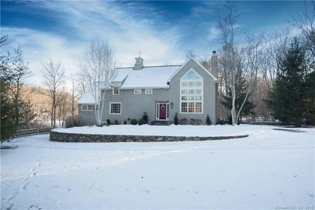 Single Family For Sale, Cape Cod - Redding, CT (photo 2)