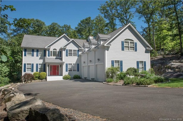 Single Family For Sale, Colonial - New Fairfield, CT