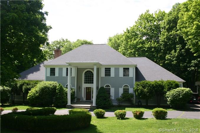 Single Family Rental, Colonial - Ridgefield, CT (photo 1)