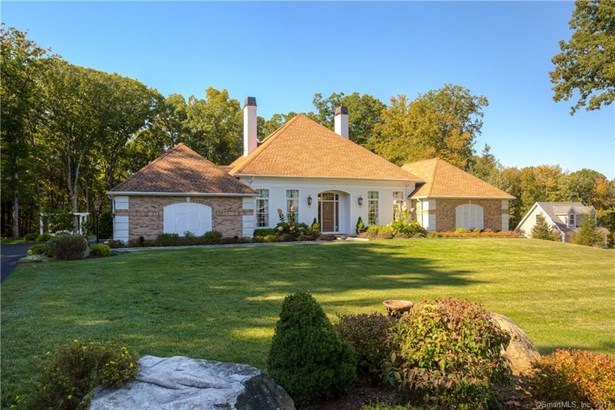 Single Family For Sale, French - New Fairfield, CT (photo 1)