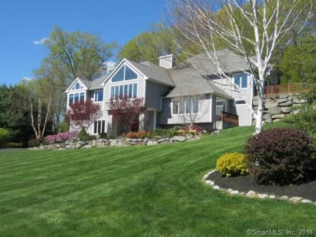 Single Family For Sale, Contemporary - New Fairfield, CT (photo 1)