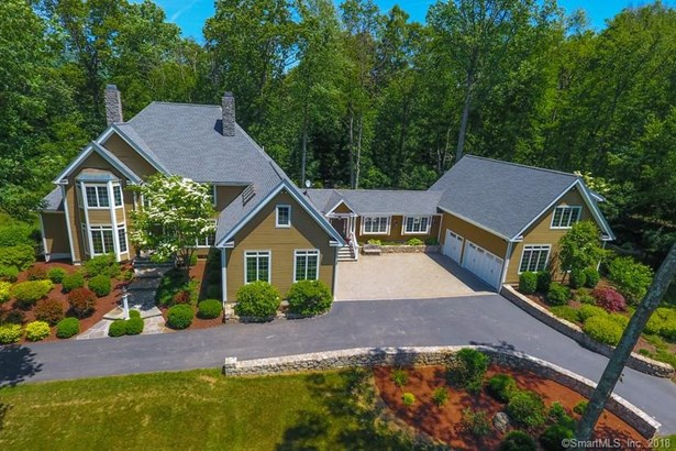 Single Family For Sale, Colonial - Sherman, CT (photo 2)