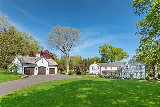Single Family For Sale, Antique,Colonial - Redding, CT (photo 5)