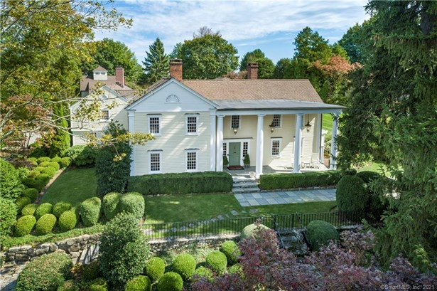 Single Family For Sale, Colonial,Antique - Wilton, CT