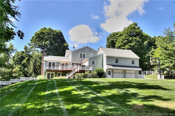 Single Family For Sale, Cape Cod,Colonial - Ridgefield, CT (photo 3)