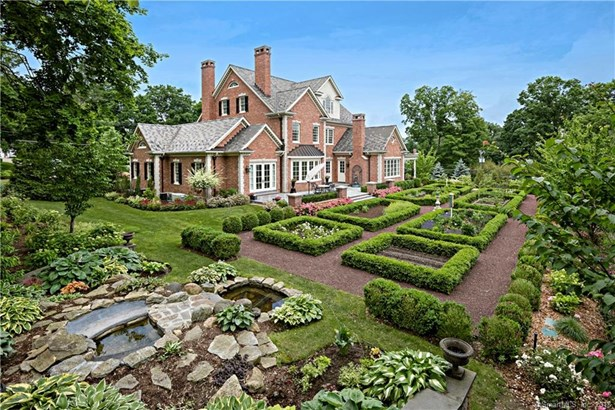 Single Family For Sale, Colonial,Georgian Colonial - Ridgefield, CT (photo 3)