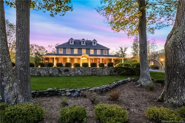 Single Family For Sale, Colonial - Sherman, CT (photo 4)