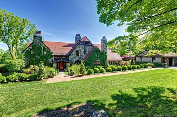Single Family For Sale, Antique,Tudor - Ridgefield, CT