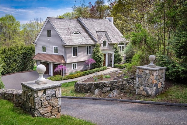 Single Family For Sale, Contemporary,Raised Ranch - Ridgefield, CT
