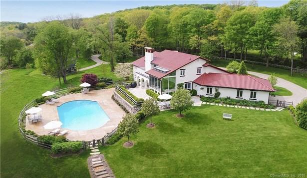 Single Family For Sale, Contemporary,Mediterranean - Ridgefield, CT (photo 3)