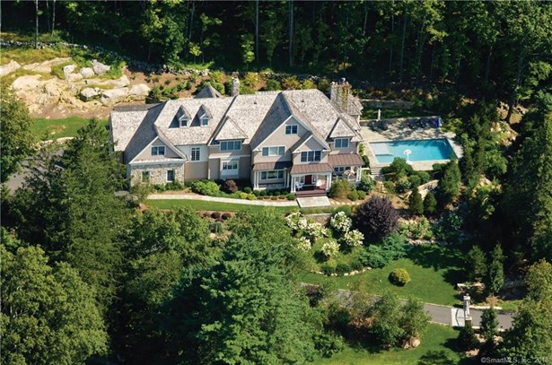 Single Family For Sale, Colonial - Ridgefield, CT